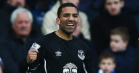 Aaron Lennon: Available for Everton