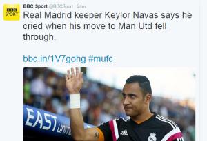 BBC Sport   BBCSport    Twitter