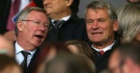 David Gill Sir Alex Ferguson Manchester United Football365