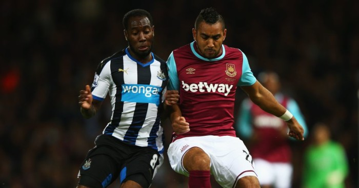 Vernon Anita: Man marking job on Dimitri Payet