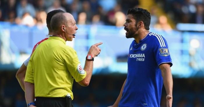 Diego Costa: Charged by FA