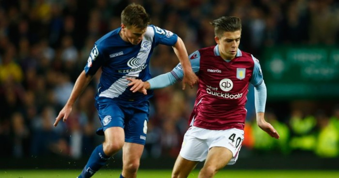 Jack Grealish Football365