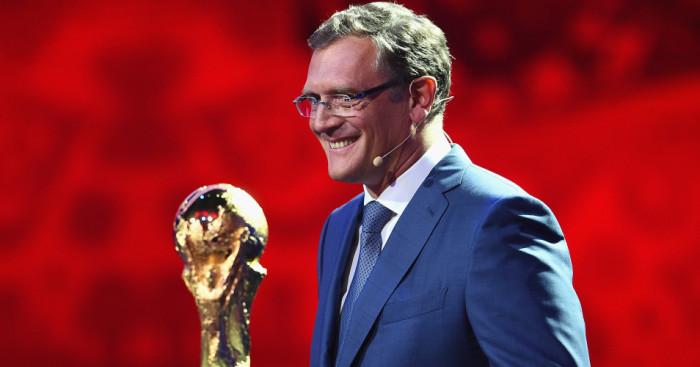 Jerome Valcke FIFA Football365