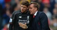 Alberto Moreno Brendan Rodgers Liverpool Football365