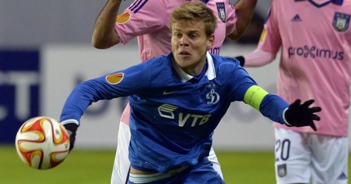 Aleksandr Kokorin Dynamo Moscow Football365