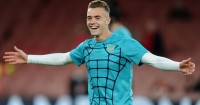 Calum Chambers Arsenal Football365