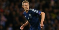 Darren Fletcher Scotland Football365