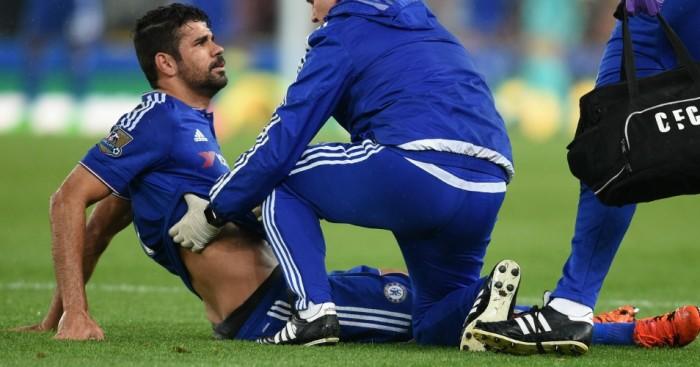 Diego Costa injury Chelsea Football365