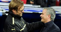 Jurgen Klopp Jose Mourinho Football365