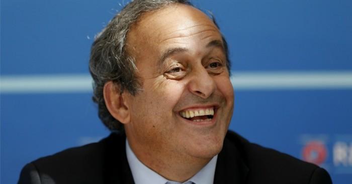 Michel Platini FIFA Football365