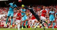 Petr Cech Arsenal Football365
