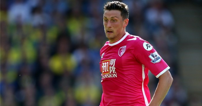 Tommy Elphick Bournemouth Football365