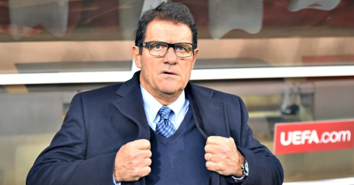 Capello confirms retirement from management