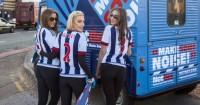 West Brom's NetBet girls