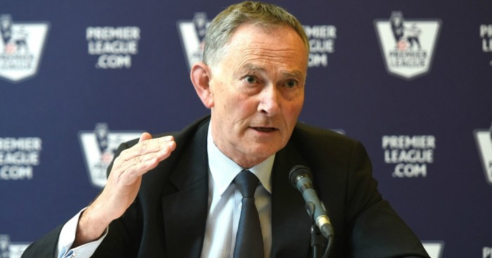 Richard Scudamore Premier League