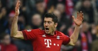 Robert Lewandowski Bayern Munich Football365