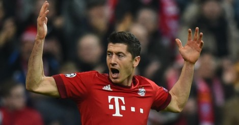 Robert Lewandowski Bayern Munich Football365