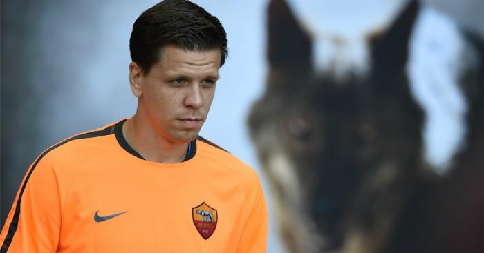Wojciech Szczesny Roma Football365