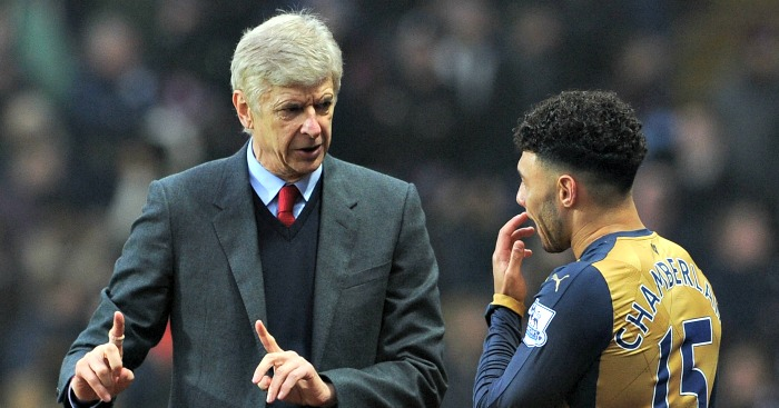 Klopp refuses to blame Wenger for lack of Ox development
