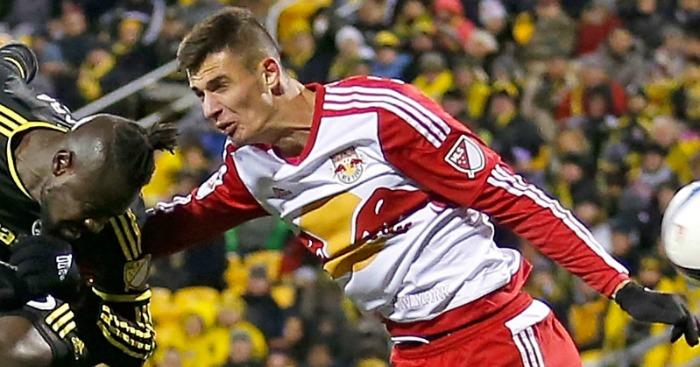 Matt Miazga New York Red Bulls