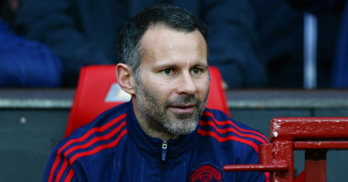 Giggs in race for Wales' £300000-a-year job