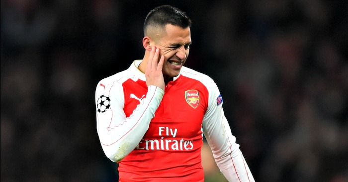 Wenger: Sanchez Has The Ability Of Messi And Ronaldo