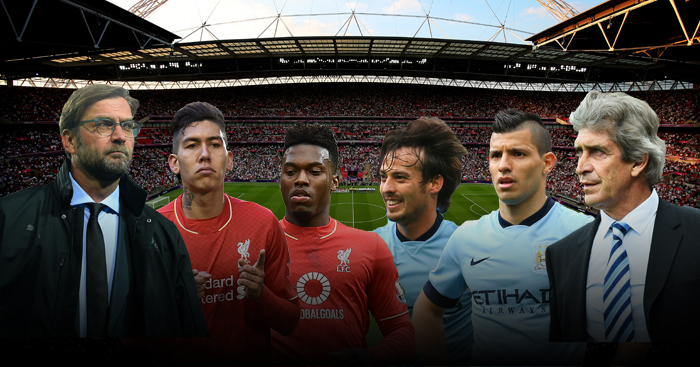 Capital One Cup final: Liverpool v Manchester City at Wembley