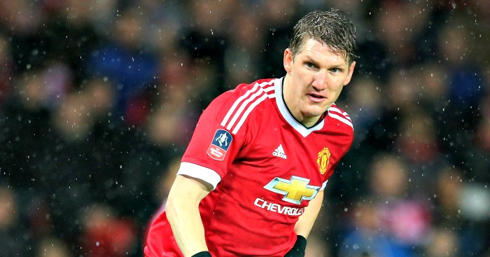 Louis Van Gaal Unhappy With How Jose Mourinho Treated Bastian Schweinsteiger