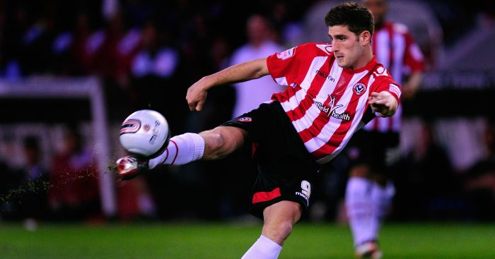 Ched Evans Sheffield United