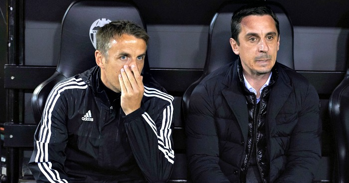 Man Utd legend Beckham: I expected Phil Neville to manage