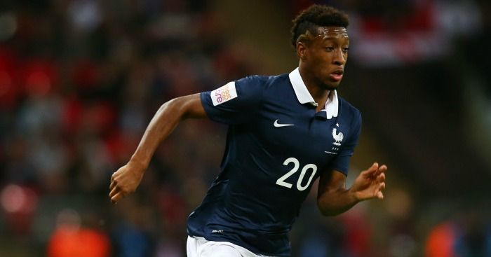 Kingsley Coman - Football 365