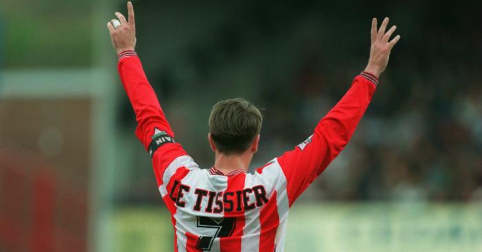 Matthew le Tissier