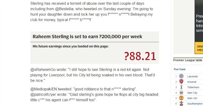 Sterling Telegraph