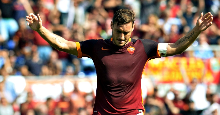 Francesco Totti Football365