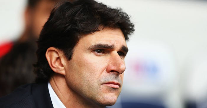 Aitor Karanka: Happy after disciplined showing