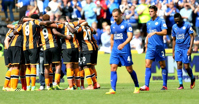 Hull Leicester Football365