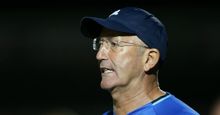 Tony Pulis: Demands new signings