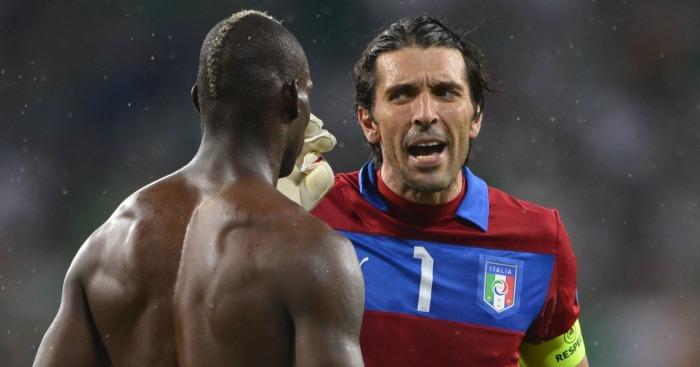 Balotelli_Buffon