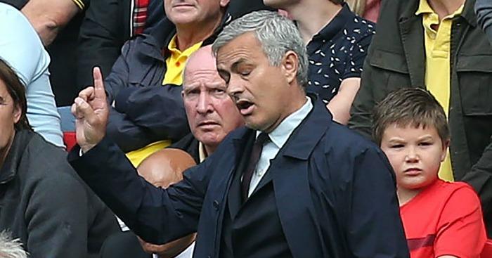 Jose Mourinho: Third straight defeat
