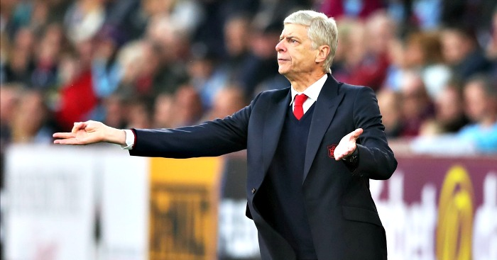 Arsene Wenger speaks out against Christmas Eve fixture