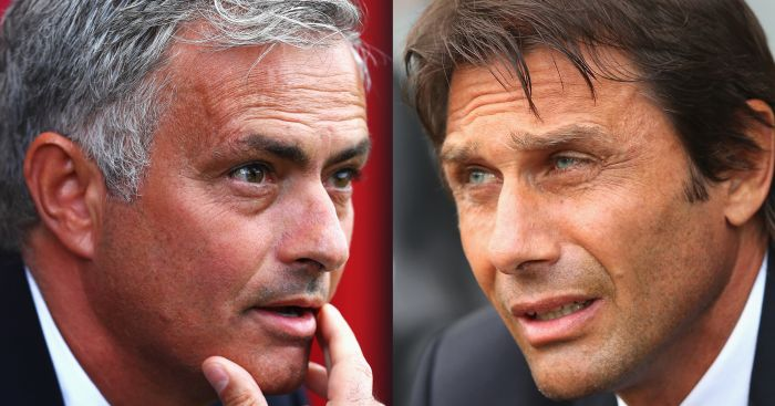 Jose Mourinho showed he's a 'little man' - Chelsea boss Antonio Conte