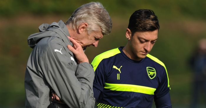 Mesul Özil Keen To Swap Arsenal For Manchester United