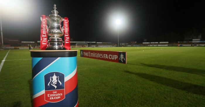 FA Cup fourth round draw: As bad as last time - Football365