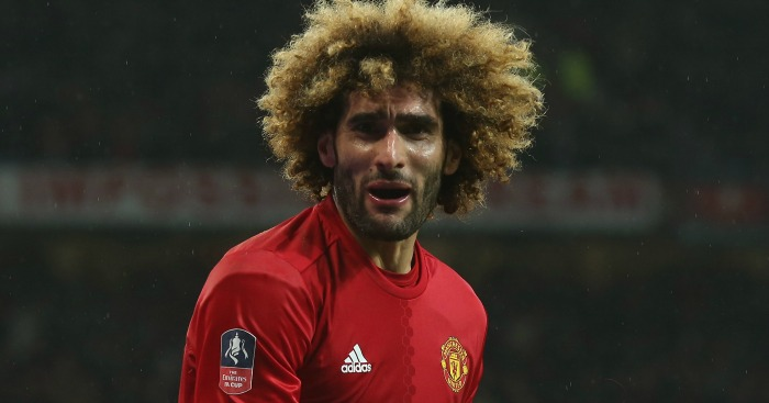 Manchester United reportedly agree £8m deal to sell Marouane Fellaini