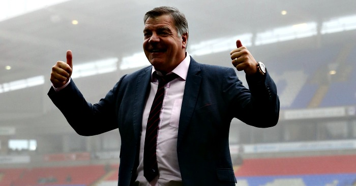 Allardyce rules out Scotland job