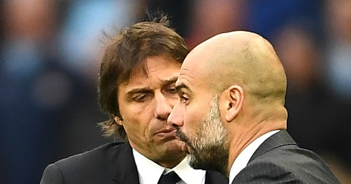 Chelsea boss Conte admits Man City the team to beat