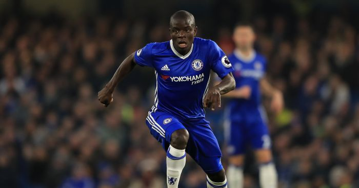 Fresh blow for Chelsea as Kante suffers hamstring injury with France