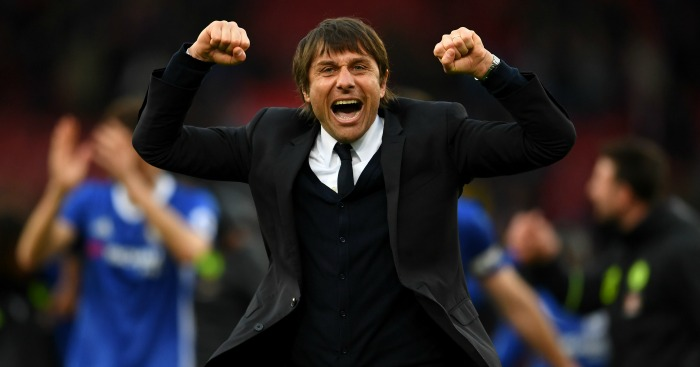 Luis Enrique must agree to one condition to replace Antonio Conte