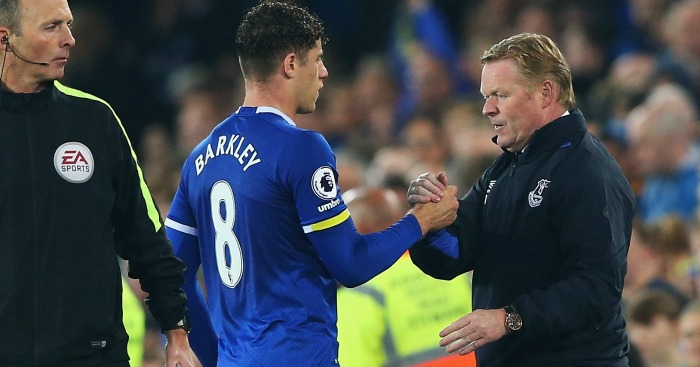 Chelsea were immaculate in £15m Ross Barkley transfer - Everton chairman Bill Kenwright