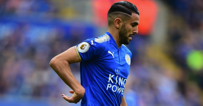 Marc Albrighton: 'Leicester City players not angry with Riyad Mahrez'